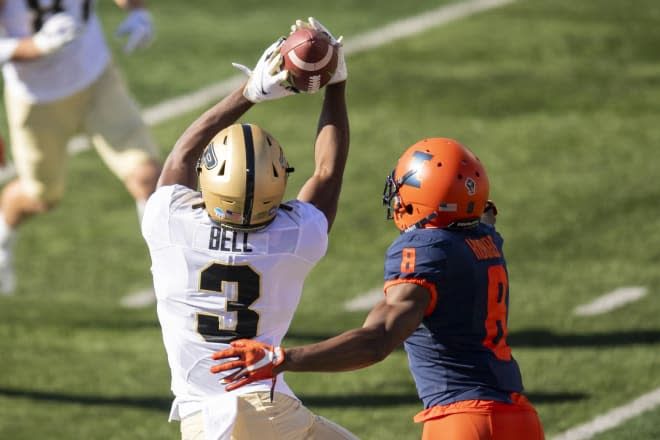 Breakdown: Purdue's win at Illinois