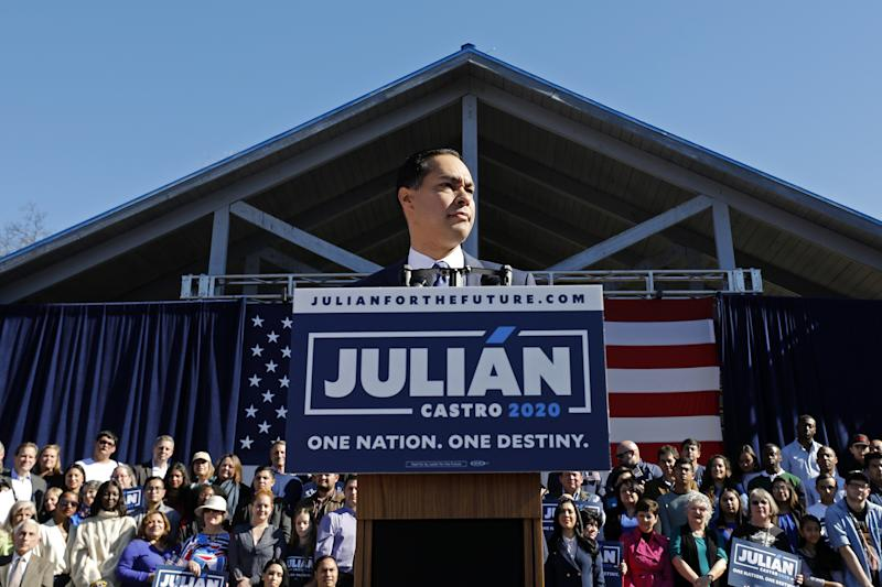 Julian Castro Blasts Border 'Tragedy' Sparked by Trump Policies