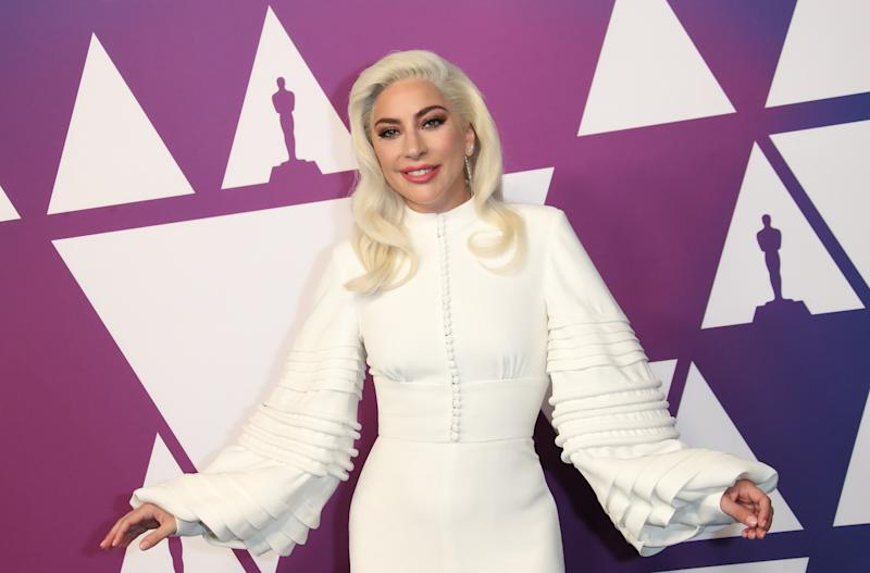 Lady Gaga (Photo by Dan MacMedan/Getty Images)