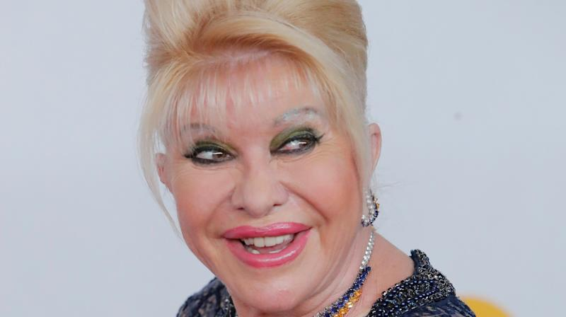 Ivana Trump Doesn't Know Many Men Who 'Can Keep Their Zippers Up'
