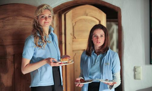 <p>Opportunity comes knocking in the form of a catering job in the one of the most exclusive chalets in the Alps.</p>