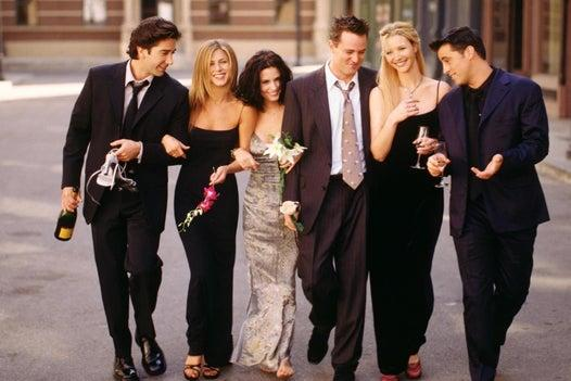 Friends fans can bid on the show's famous memorabilia for Giving Tuesday