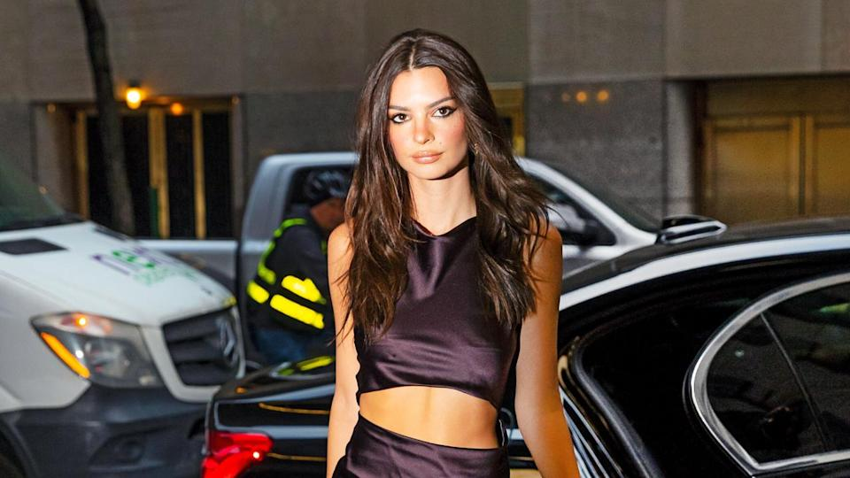 Emily Ratajkowski Is Pregnant and Expecting Her First Child