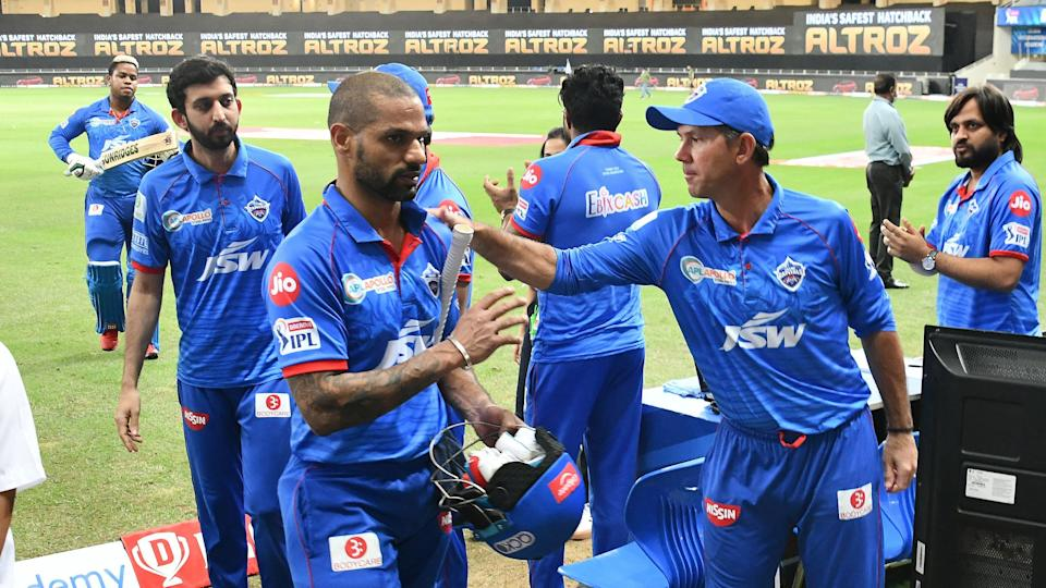 Shikhar Dhawan became the first cricketer to score back-to-back IPL centuries.