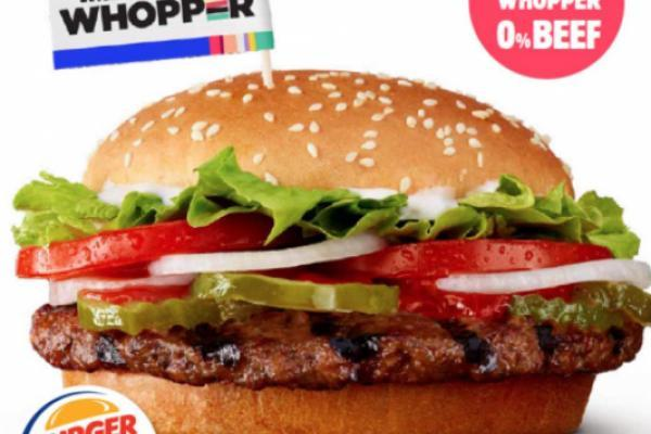 Impossible Whopper Added To Burger King S 2 For 6 Deal Menu