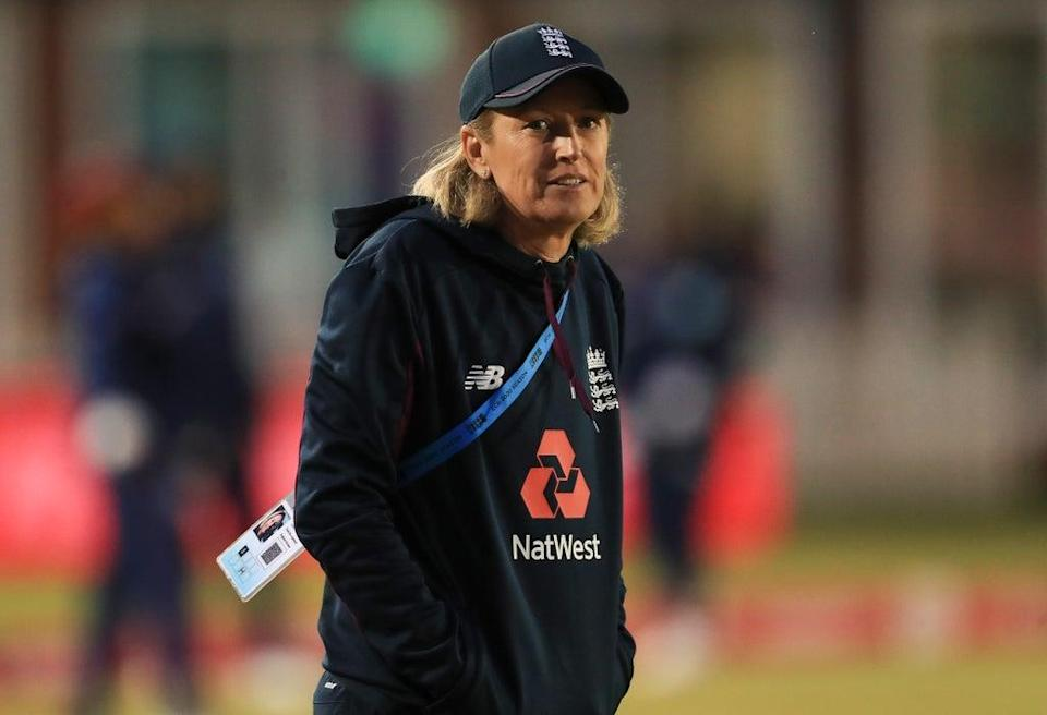 England head coach Lisa Keightley is encouraged by the options at her disposal (Mike Egerton/PA) (PA Archive)