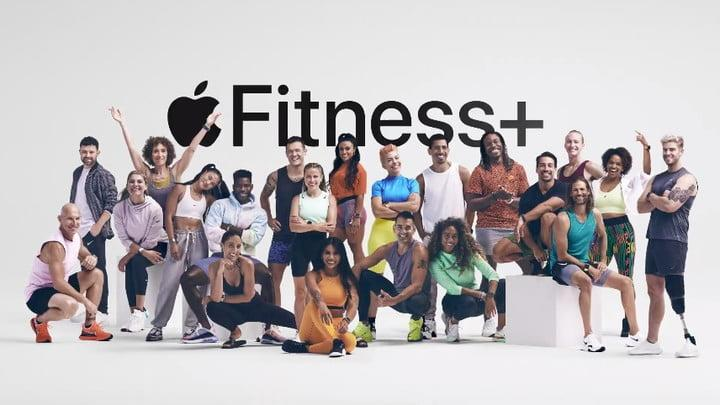 Apple Fitnes Plus