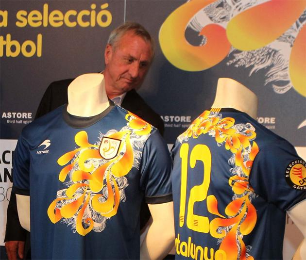 Cruyff's eyes, forever unclean! (futbol.as.com)