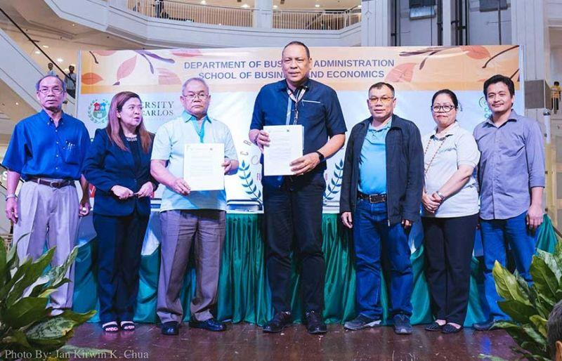 USC Signs a Memorandum of Agreement with the Department of Agriculture