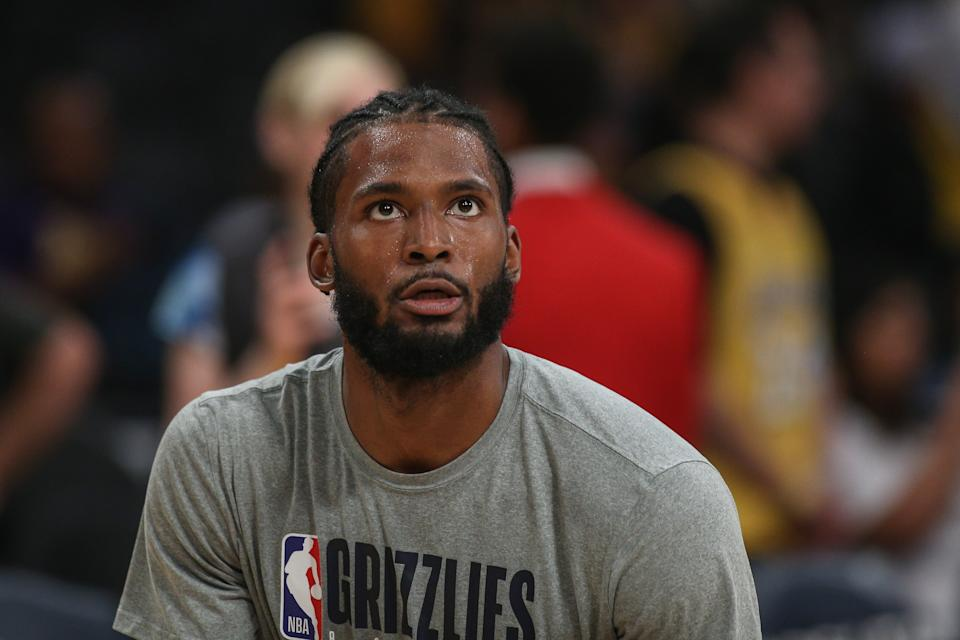 Grizzlies forward Justise Winslow voiced his criticism of the NBA's return-to-play plan. (Jevone Moore/Icon Sportswire via Getty Images)