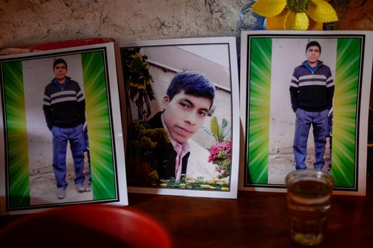 The family of 16-year-old Guatemalan migrant Rivaldo Danilo fear he was among the victims of the massacre