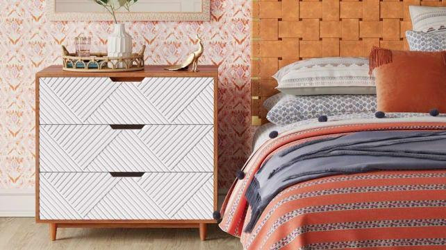 Shop exclusive furniture brands and tchotchkes at your neighborhood Target (or online!).