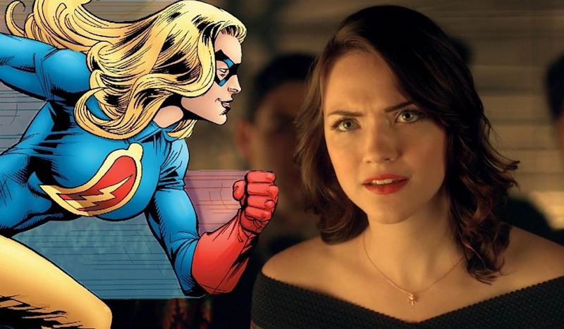 Jesse Quick will be back in The Flash Season 3