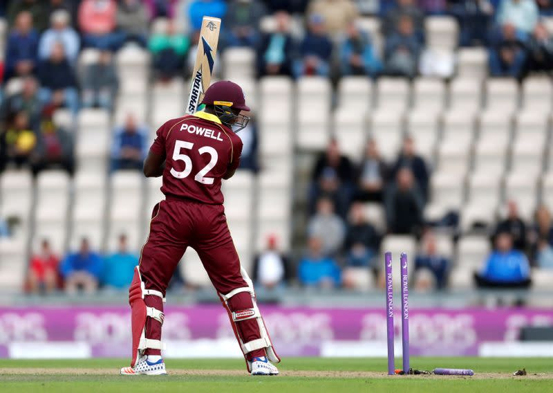 England vs West Indies - Fifth One Day International