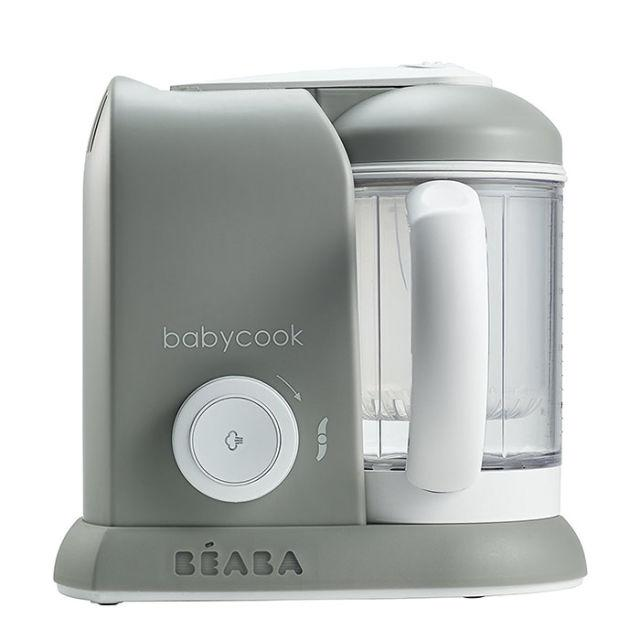 "<p>The Babycook might be a little pricey, but considering it can create healthy baby food from fresh fruits and veggies in under 15 minutes, it will be a huge asset for mom.<span></span> <em>(Babycook steam cooker and blender, BEABA, $150)</em></p><p><a rel=""nofollow"" href=""https://www.amazon.com/BEABA-Babycook-Cooker-Blender-Dishwasher/dp/B01CD21BFU/?tag=syndication-20"">BUY NOW</a></p>"