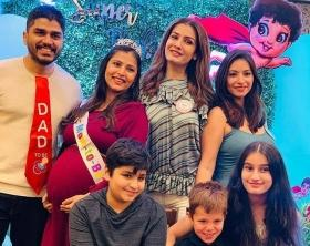 Raveena Tandon to become grandma soon, hosts baby shower for daughter