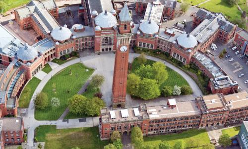Birmingham University refused to look into student's off-campus rape claim