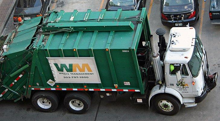 Waste Management WM stock