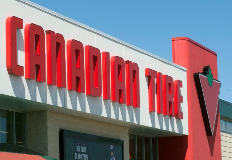 Retailer Canadian Tire names Gregory Craig as new chief financial officer