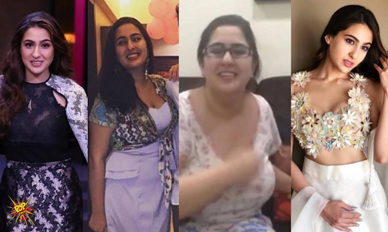 Fat To Fab : Sara Ali Khan Says It All About Her Weight Loss And Her Transformation And It's Downright Inspiring!