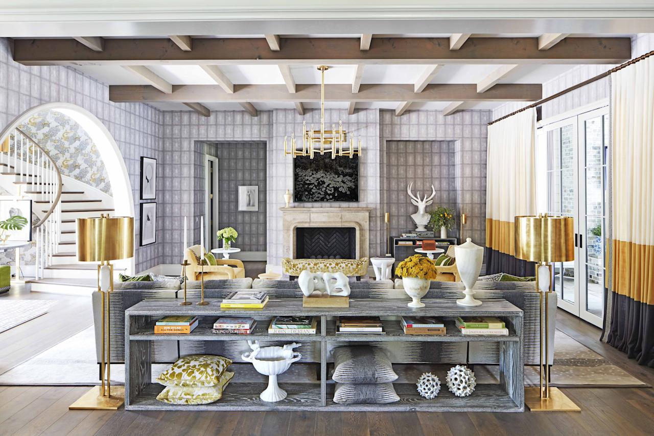 """<p>From palest silver to dark charcoal, there's a <a href=""""https://www.housebeautiful.com/room-decorating/colors/g597/gray-paint-colors/"""" target=""""_blank"""">right shade of gray</a> for <a href=""""https://www.housebeautiful.com/room-decorating/colors/g1212/decorating-with-gray/"""" target=""""_blank"""">any room</a>. Designers love the chameleon-like hue for its ability to skew warm, cool, or simply strike the perfect balance between the two, changing with the light throughout the day. Its neutral character also makes it the <a href=""""https://www.housebeautiful.com/room-decorating/colors/g1957/best-new-color-combinations/"""" target=""""_blank"""">ideal partner</a> for other colors. Whether you're looking to create a serene tone-on-tone environment or find a piece of furniture that'll really stand out, here are some of our favorite colors to pair with gray.</p>"""