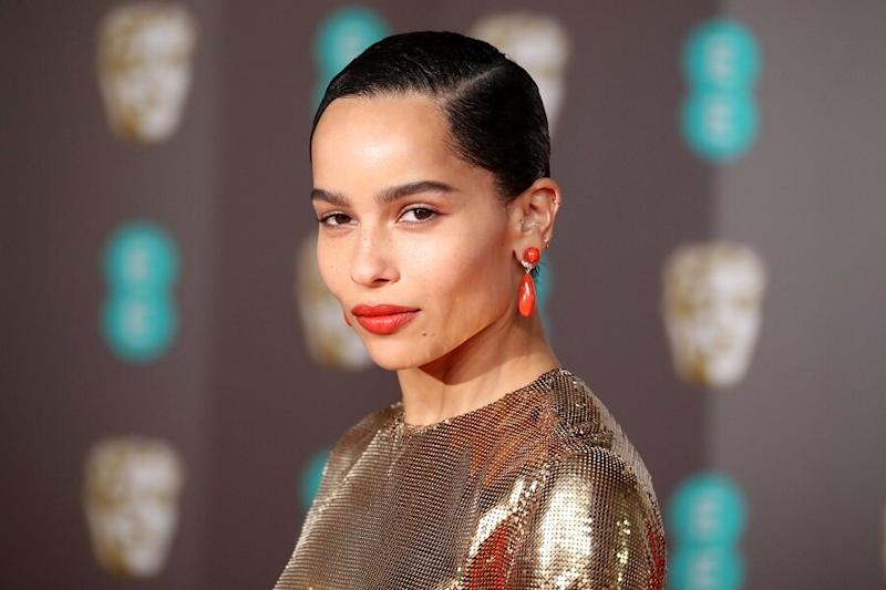 Zoë Kravitz had the most relatable response to a troll who criticized her lips