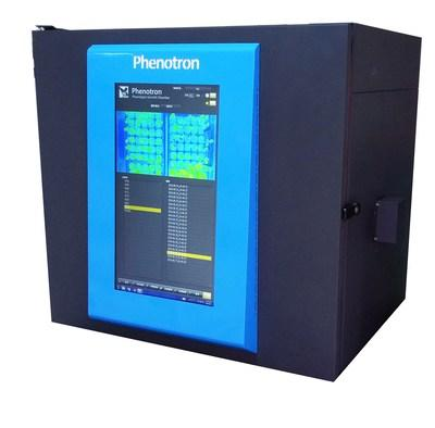 Taiwan Hipoint will present Phenotron In-Vivo Image Analyzer, the cutting-edge equipment with the function of environmental control.
