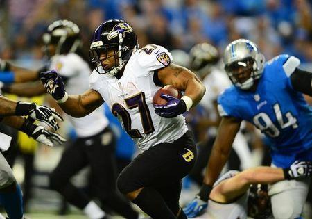 NFL: Baltimore Ravens at Detroit Lions
