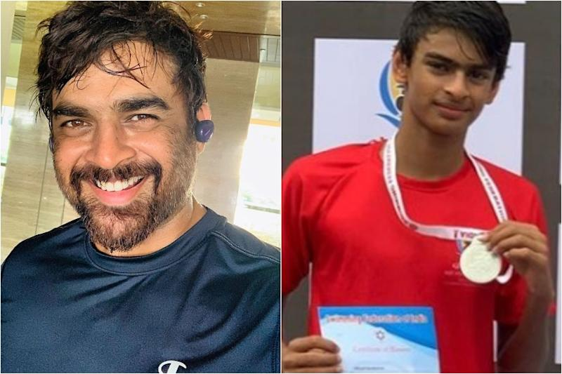 Proud Dad! R Madhavan Posts Heartwarming Note to Son for Winning 3 National Medals