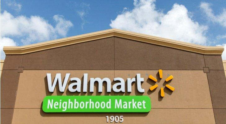 Dow Jones Stocks: Walmart (WMT)