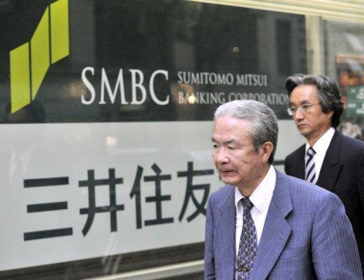SMBC says it signed an agreement to support Kanbawza Bank, Myanmar's largest commercial bank