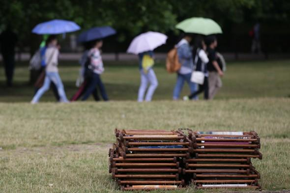 Get your brolly ready! Typical British summer returns for rest of August