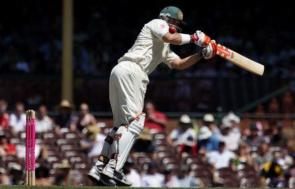 Cricket - Test Match Series - Australia vs. South Africa : News Photo