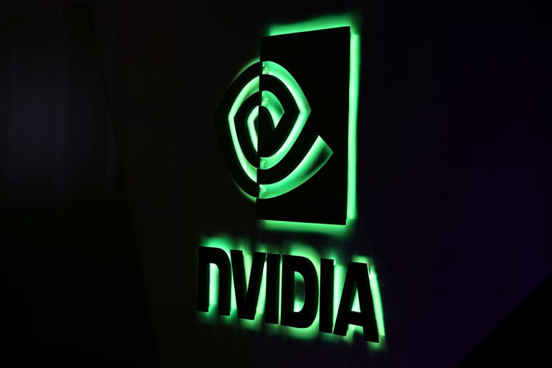 Nvidia shares surge on signs of machine learning boom