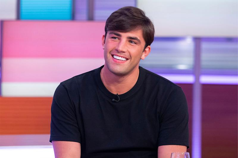 Split: Jack Fincham announced his split from Dani Dyer earlier this month (Ken McKay/ITV/REX)