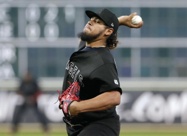 Jaime Barria determined to make his latest Angels starting stint a permanent one