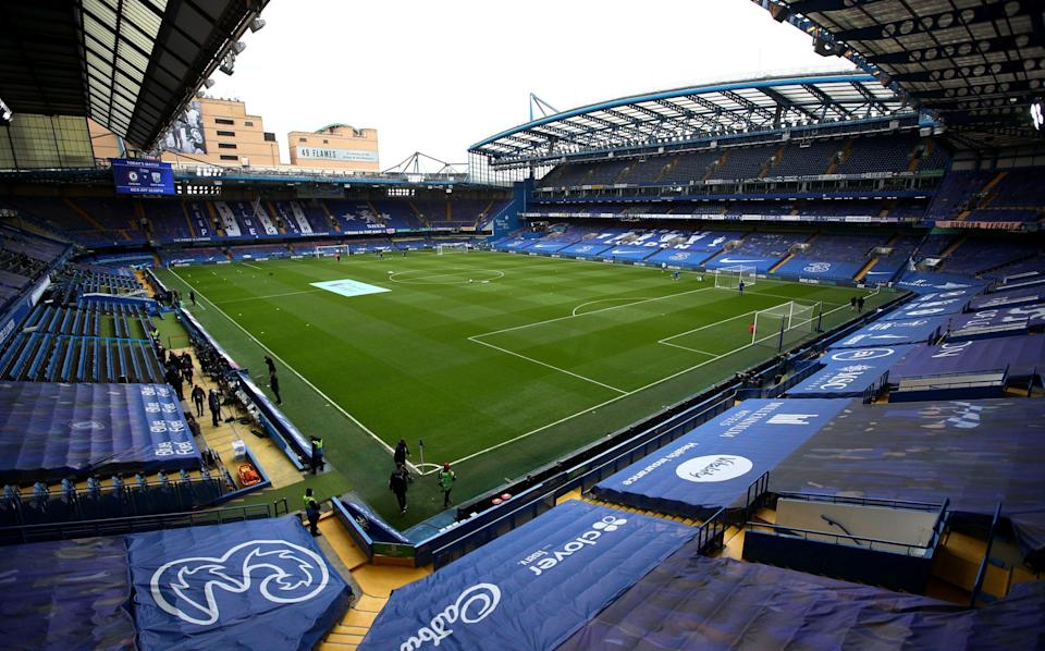 The policy will apply to both Stamford Bridge and Kingsmeadow - GETTY IMAGES