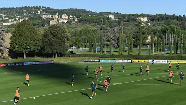 No country supplied more Premier League-winning managers than Italy in the 2010s. Omnisport took a look behind the scenes at Coverciano.