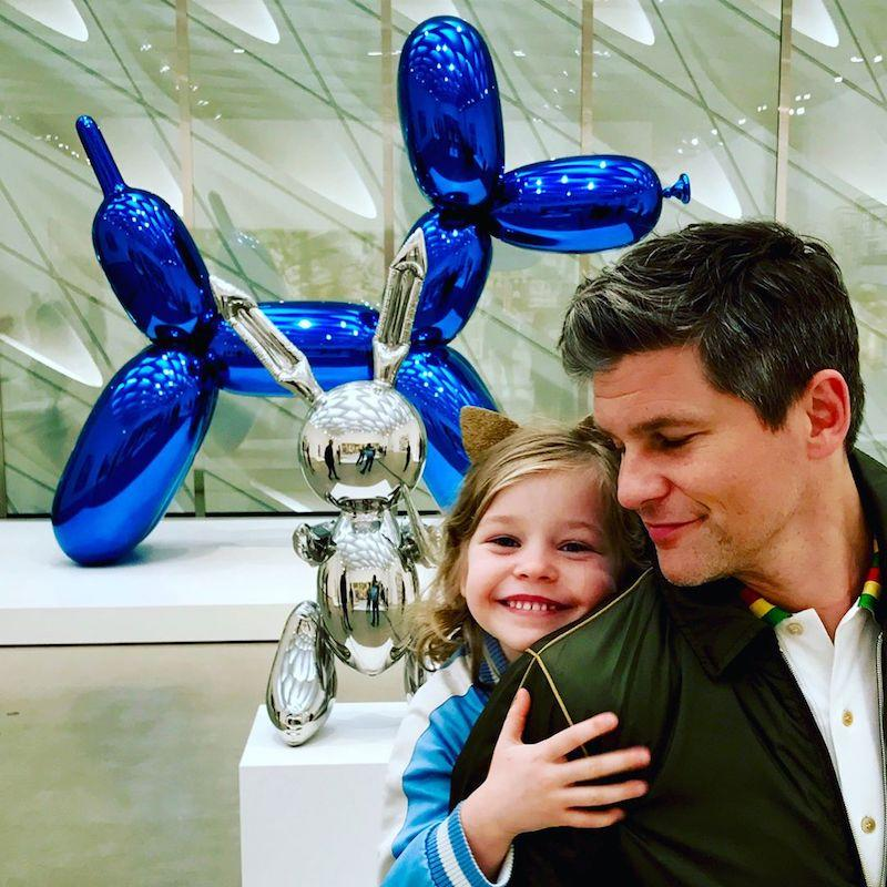 "<p>It was family time at the museum for NPH as he snapped daughter Harper Grace and husband David Burtka posing in front of a Jeff Koons balloon dog. ""Such amazing art on display at @thebroadmuseum in L.A. Well worth the wait! #koons #therrien #lichtenstein #kusama #inspiring @dbelicious."" (Photo: <a rel=""nofollow"" href=""https://www.instagram.com/p/BR81UApB_jk/?hl=en&taken-by=nph"">Instagram</a>) </p>"