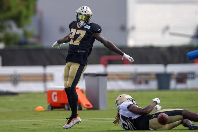 Saints' Jenkins primed for campaigns on and off the field