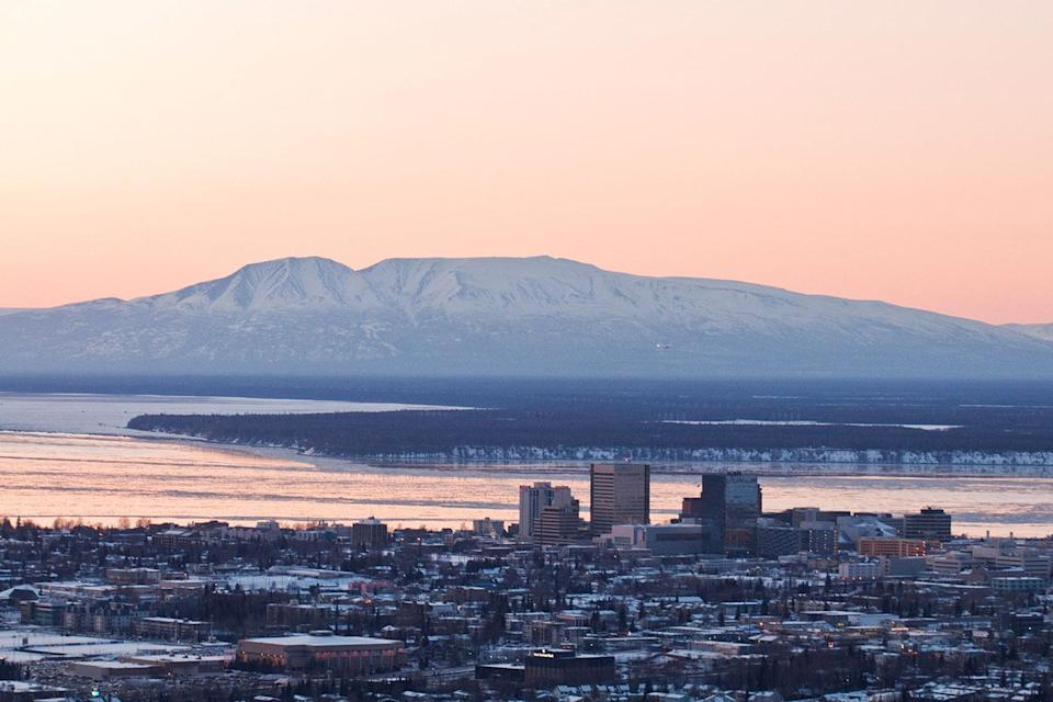 <p>The ships will make seven-day round trips to stunning Alaskan locations</p> (Alamy)