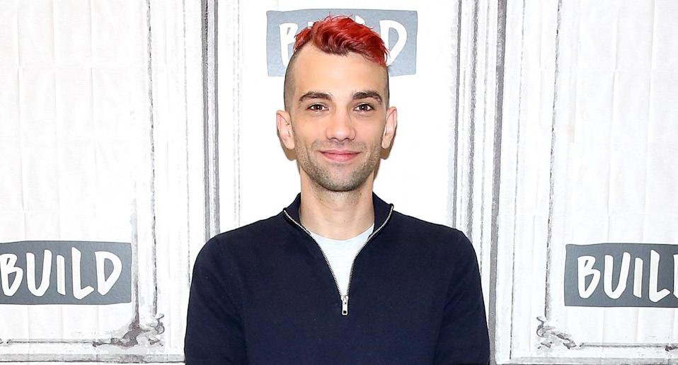 Jay Baruchel promotes the film <i>Goon: Last of the Enforcers</i> at Build Studio on August 29, 2017 in New York City. (Photo: Rob Kim/Getty Images)
