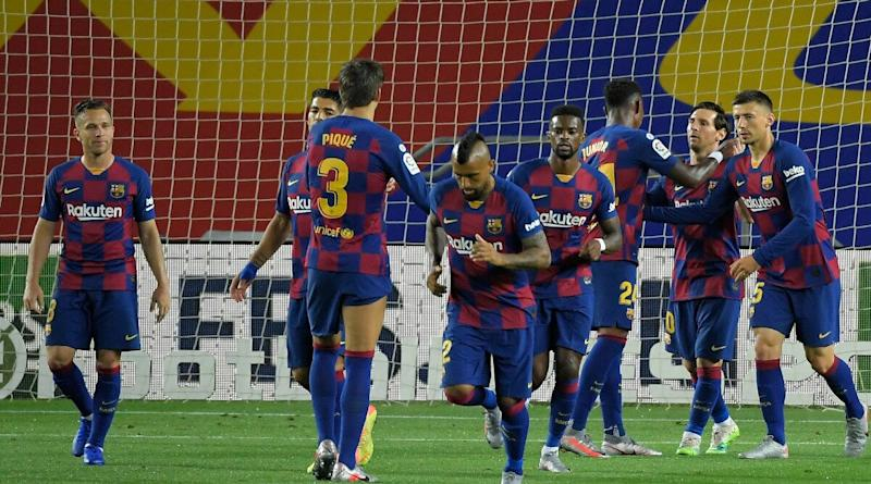Barcelona Announces 23-Member Squad for Match Against Espanyol Amid Lionel Messi's Transfer Rumours
