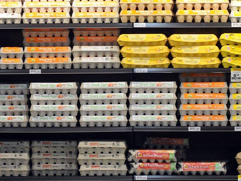 Egg prices set to rise