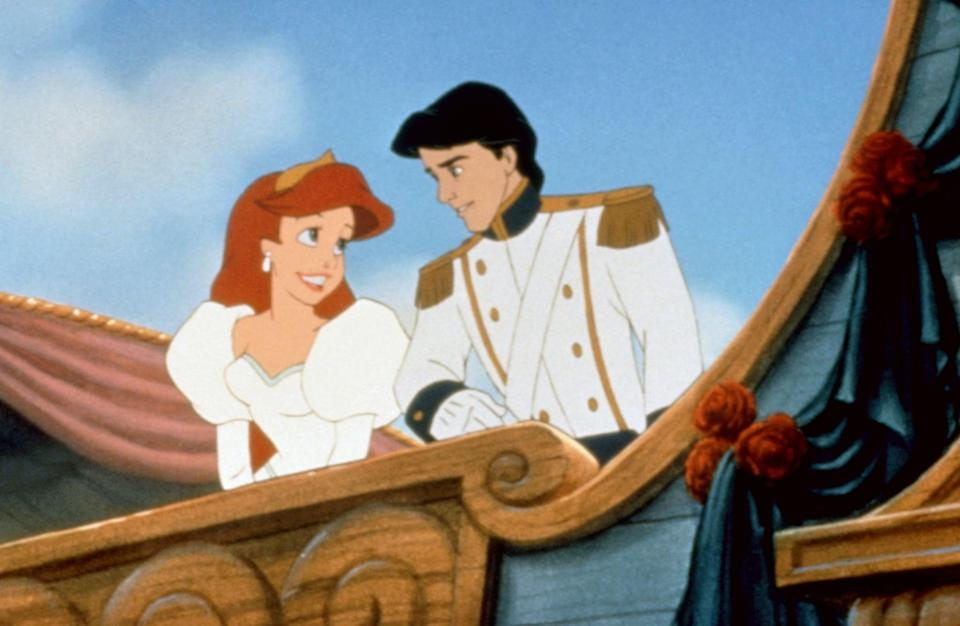 The Little Mermaid - Prince Eric and Ariel's Wedding