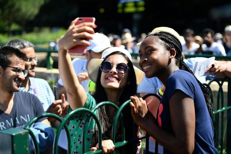Coco Gauff will hopefully bring a smile to the spectators faces at this year's Wimbledon like she did when aged just 15 she reached the last 16 in 2019