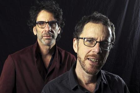 Directors Joel Coen and Ethan Coen pose for a photo in Los Angeles
