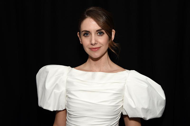 Alison Brie talks about how 'GLOW' changed her life forever. (Photo: Getty Images)