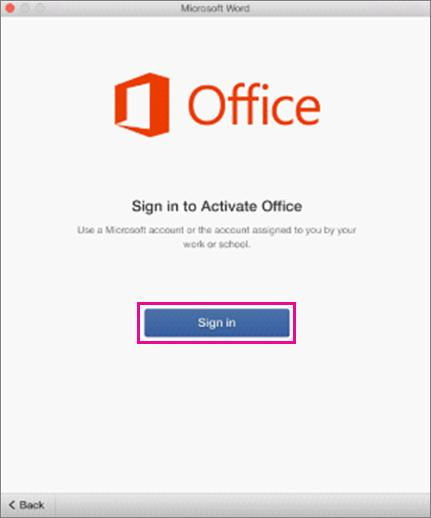 microsoft office license key 2016