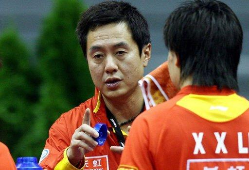 Shi Zhihao saw his women's team reach the Olympic final with a 3-0 win over South Korea